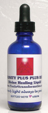 Trinity Plus Plus Red Essence