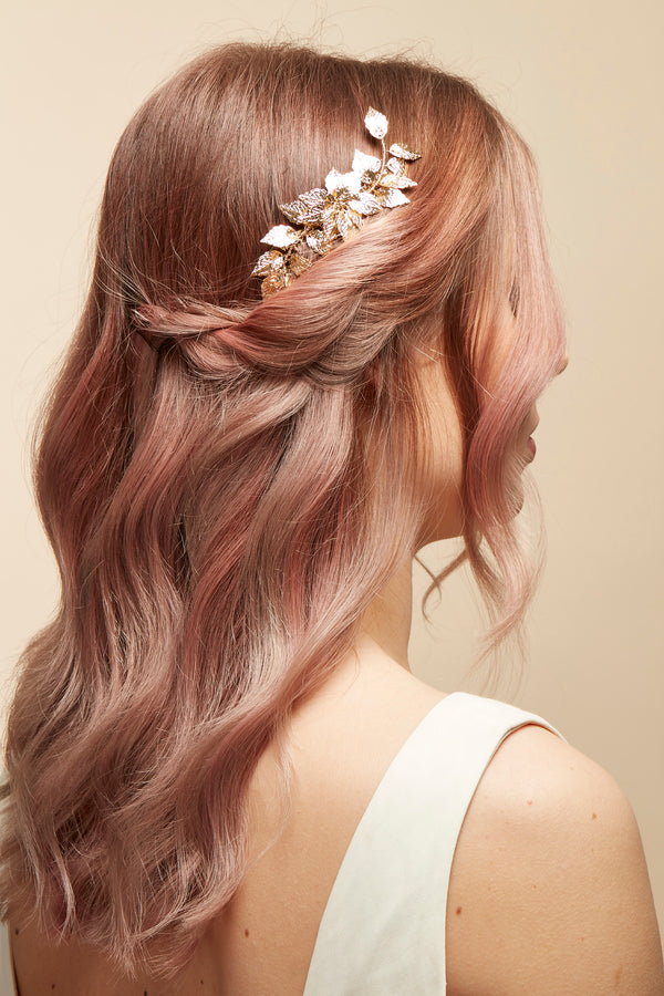 Bridal Hair Combs | Effortless, Chic and Comfortable | For Brides