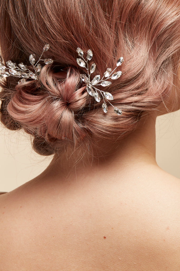 Bridal Hair Pins | Effortless, Chic and Comfortable | For Brides