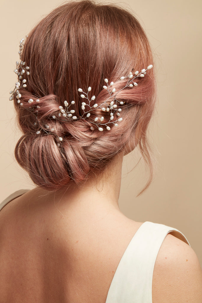 Bridal Hair Vines | Effortless, Chic and Comfortable