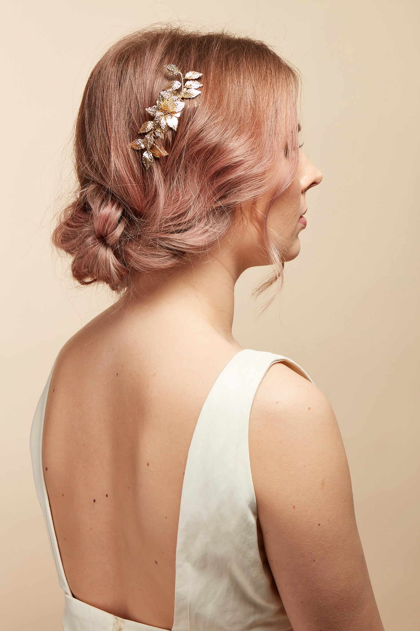 bridal wedding hair comb