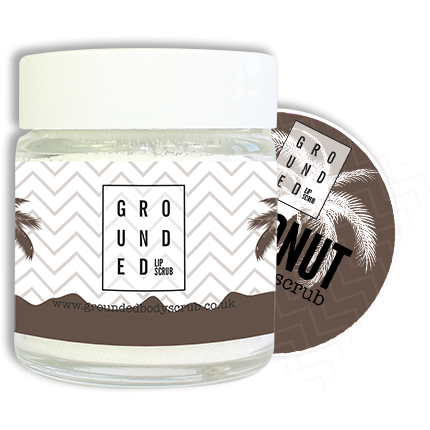 Coconut Lip Scrub (30g)