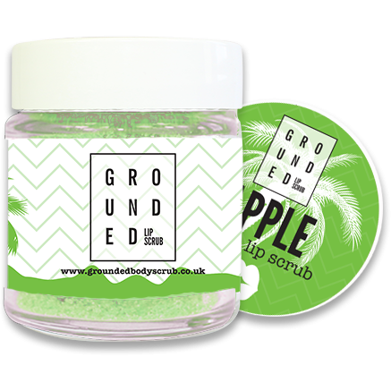 Sour Apple Hydrating Lip Scrub