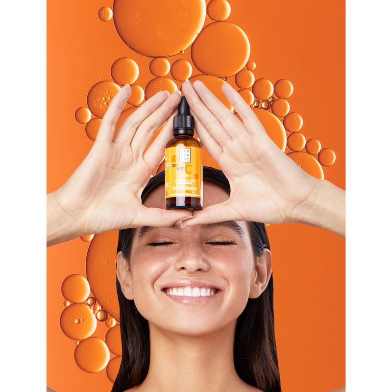 Vitamin C and Hyaluronic Acid Anti-Ageing Serum
