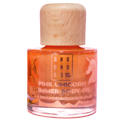 NEW Pink Unicorn Glow Shimmer Body Oil Available Now