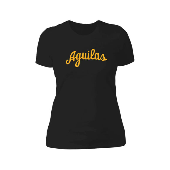 Aguilas Ladies Slim fit Tshirt Camiseta Poloche