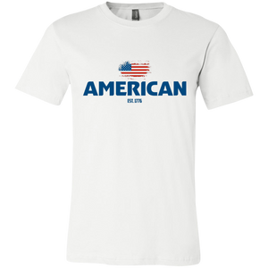 American Made Short Sleeve T-shirt