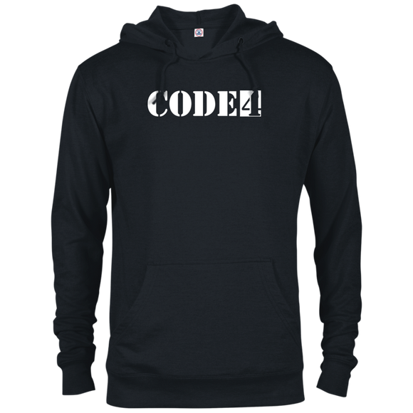 Code4 Delta French Terry Hoodie