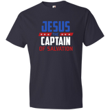 Jesus the captain of salvation