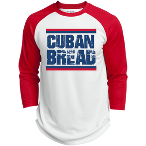 Cuban Bread Baseball shirt