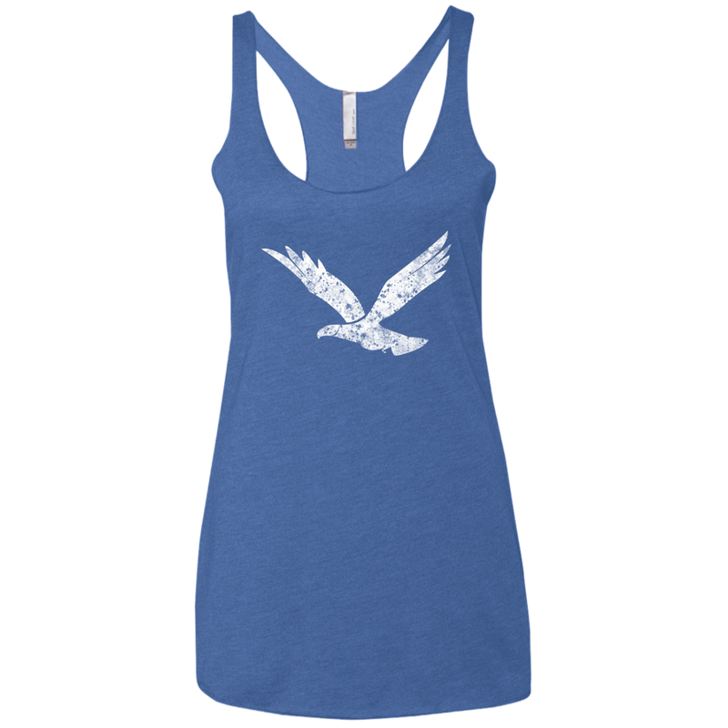 Dominican Apparel Ladies' Triblend Racerback Tank