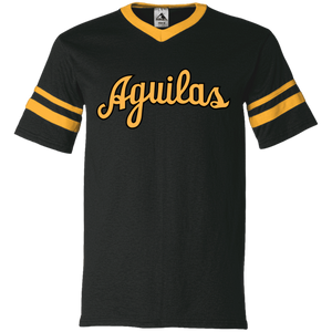 Aguilas 360 Sleeve Stripe Jersey