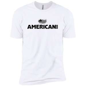 American Made Premium Short Sleeve T-Shirt White