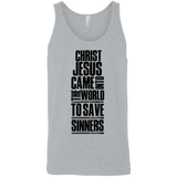 Christ Jesus Came to save sinners