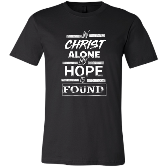 In Christ Alone my Hope is Found