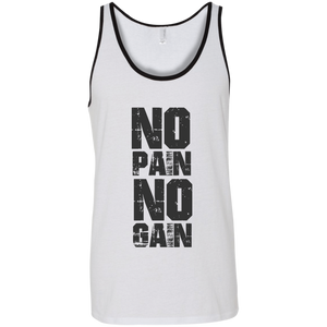 No Pain no Gain Tank top
