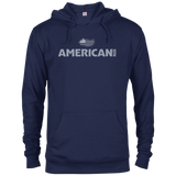 Navy American Made French Terry Hoodie