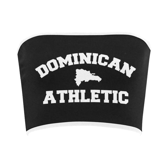 Dominican Athletic Womens Printed Bandeau Top