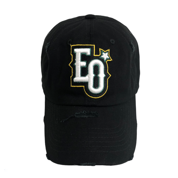 Estrellas Orientales Black Fashion Baseball Hat Gorra