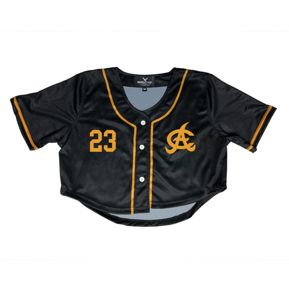 Baseball fashion Aguilas Crop top