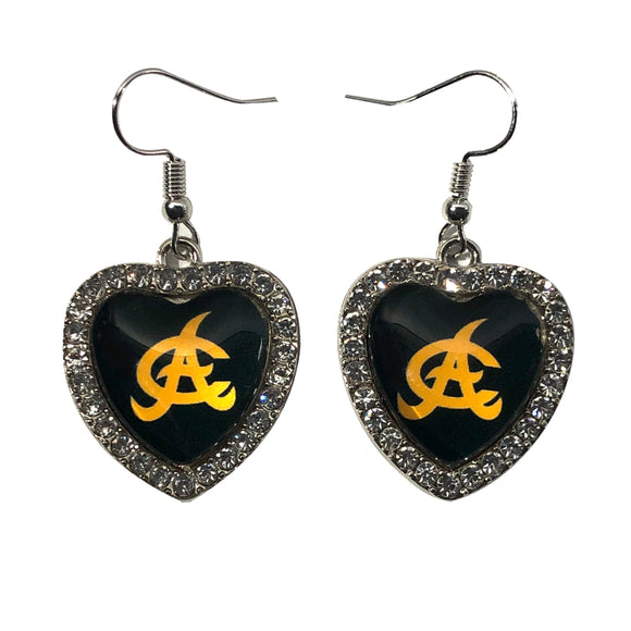aguilas cibaneñas earrings