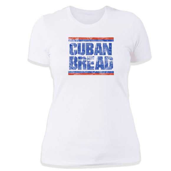 Cuban Bread Slim fit Women's T-shirt