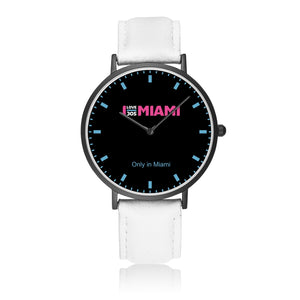 Love Miami The Watch