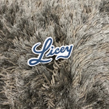 El Licey Sticker