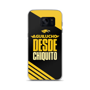 Aguilucho desde chiquito