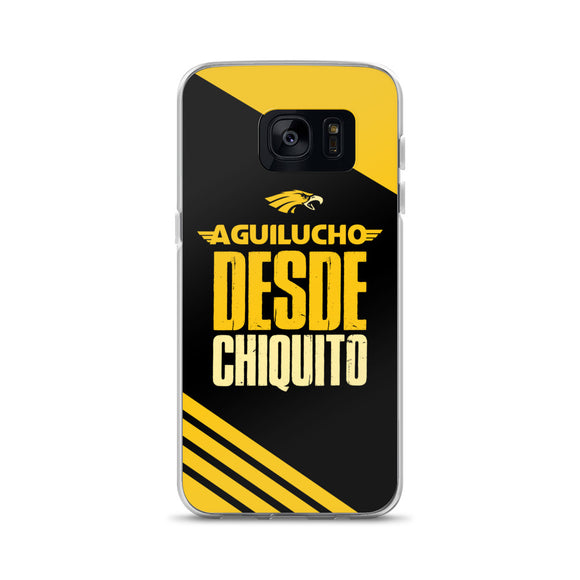 Aguilucho desde chiquito case