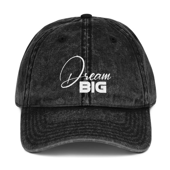 Dream Big Vintage Cap