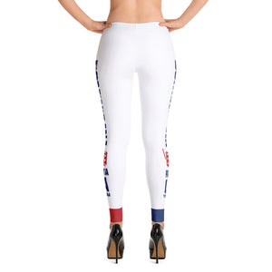 Dominicana Hasta la Tambora leggings