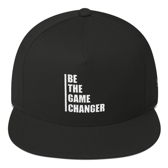 Be The Game Changer Snapback Cap