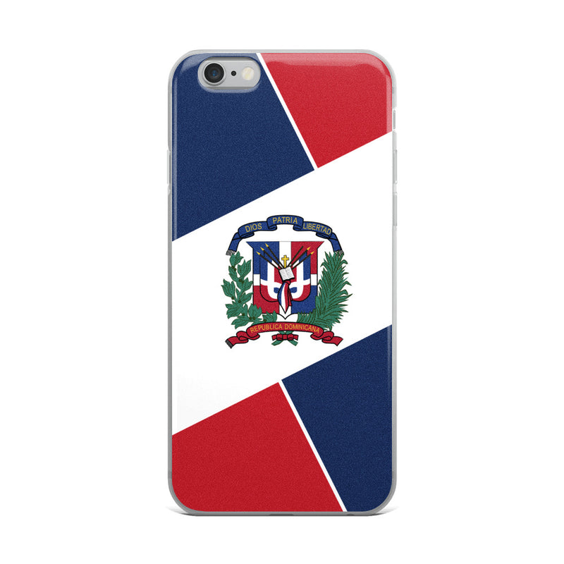Dominicanisimo iPhone Case