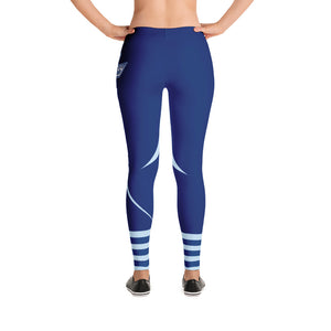 Tigres Del Licey Baseball Leggings