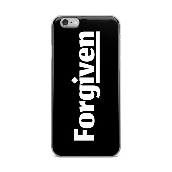 forgiven phone case