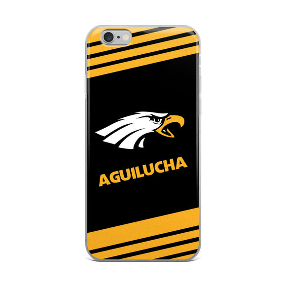 Aguilucha iPhone case