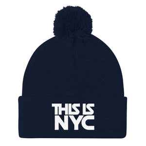 This is NYC Beanie hat