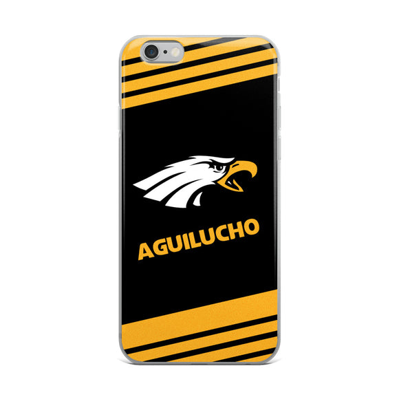 Aguilucho iPhone case