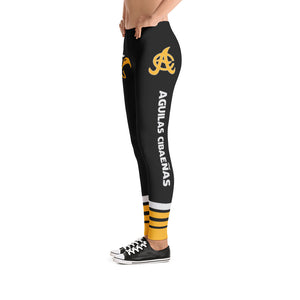aguilas cibaeñas uniforme leggings