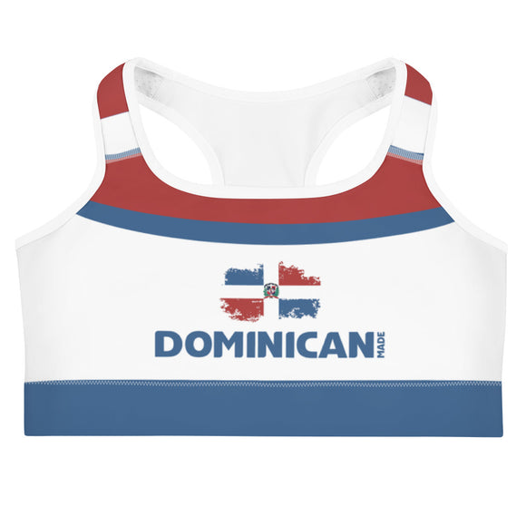dominican republic sport bra - top deportivo
