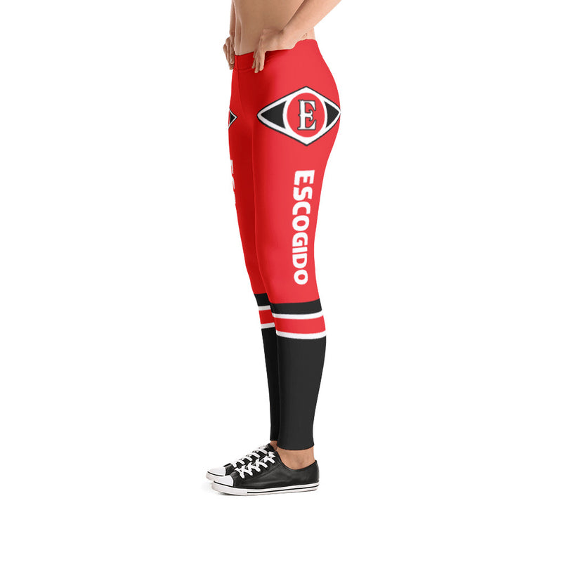 leones del escogido uniforme leggings