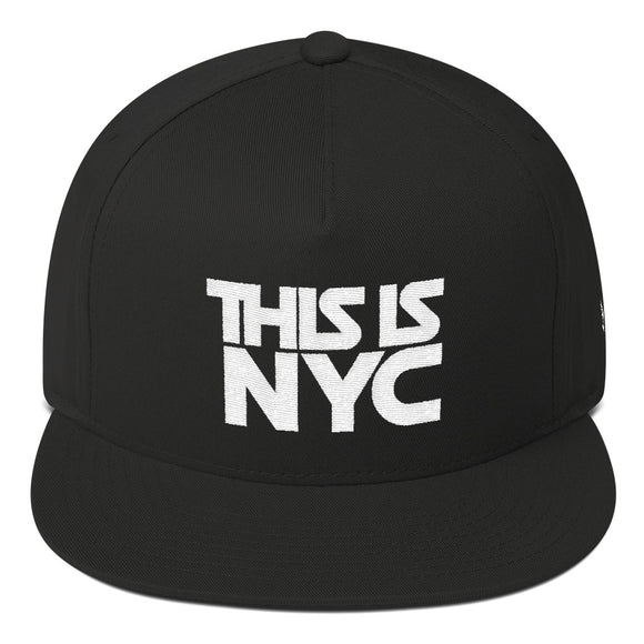This is NYC Snapback Cap