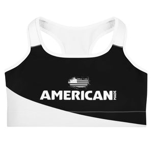 American Flag sports bra for fitness