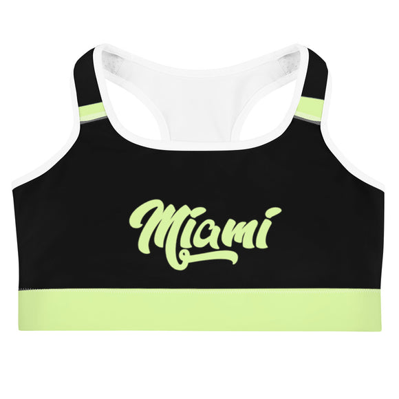 miami fitness sports bras
