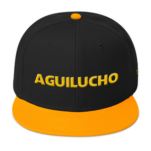 Aguilucho Dominican Baseball Cap Snapback Hat