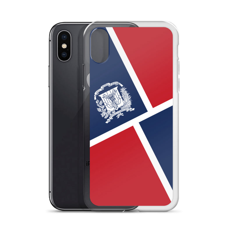 Dominicana iPhone Case
