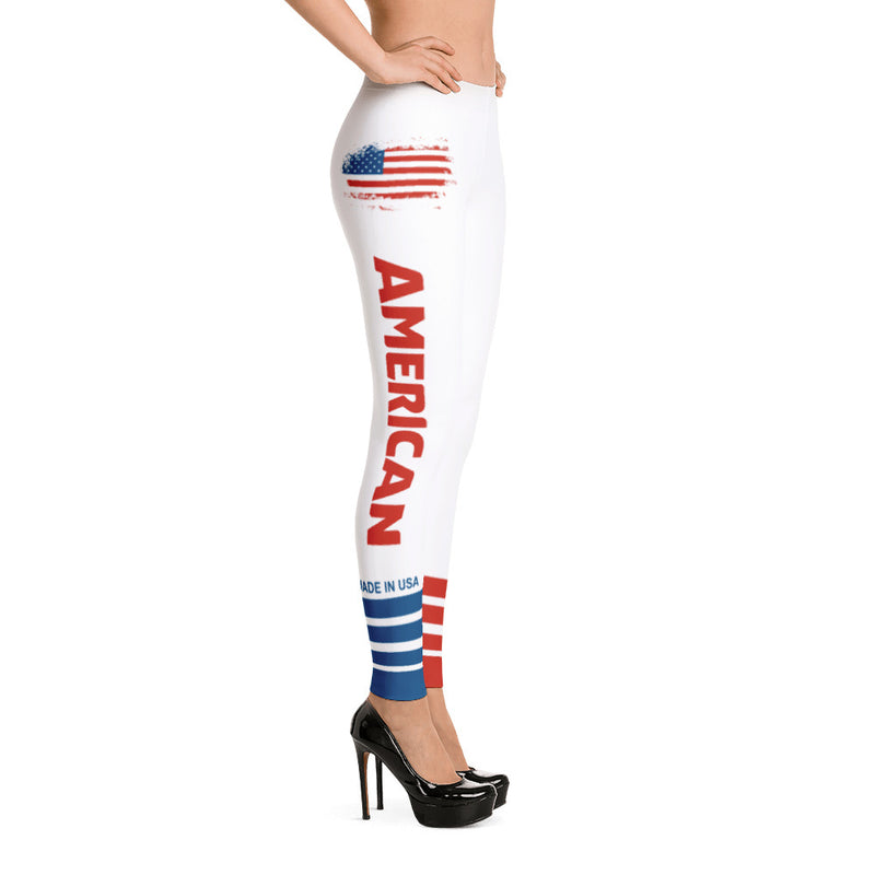 American Leggings Made in Usa