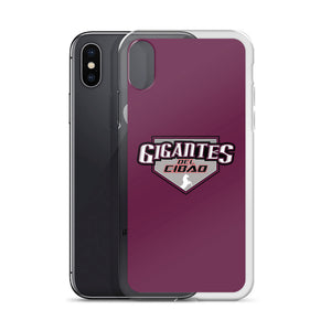 Los Gigantes del Cibao Baseball Team Phone Case