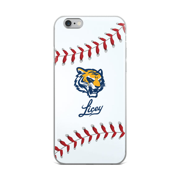 Licey iPhone Case